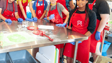 Inspiring Young Chefs with Healthy Food Choices